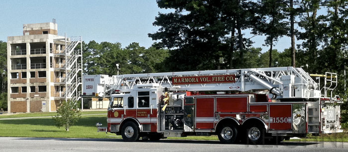 Tower 1550 at Atlantic County Training Center